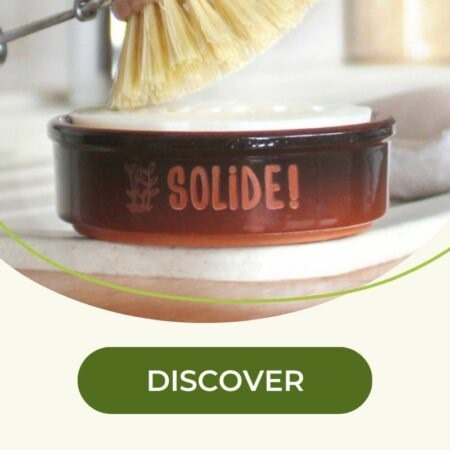 Le Solide ! for zero waste dishes